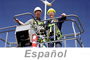 Fall Protection for Mobile Equipment (Spanish), PS4 eLesson